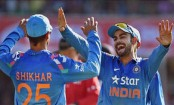 India beats Sri Lanka by 3 wickets on D/L method in 2nd ODI