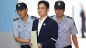 Samsung heir Lee Jae-yong jailed for corruption
