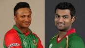 Tamim, Shakib on the eve of 50th Test