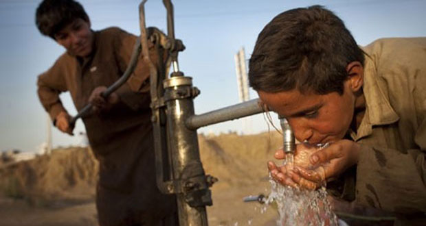 Arsenic in Pakistan groundwater 'alarmingly high': study