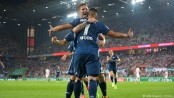 Hamburg beats Cologne 3-1 in game stopped by ref's injury