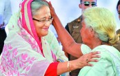 Prime Minister goes to flood-hit Gaibandha, Bogra today