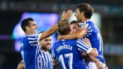 Real Sociedad beats Villarreal 3-0 for 2nd Liga win in a row