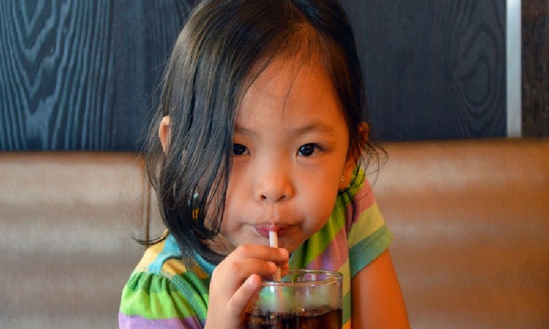 How harmful is soda for kids?