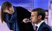 French president Macron has spent $30,000 on makeup in just 3 months
