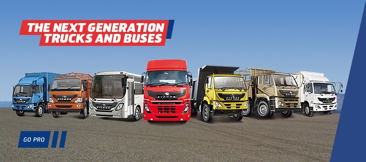 Eicher trucks, buses to be assembled in Bangladesh