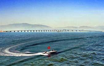 Vietnam's longest sea-crossing bridge to be inaugurated