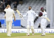 West Indies chases down 322 in remarkable win over England