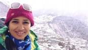 Mountaineer Wasfia conquers Pico de Orizaba of Mexico