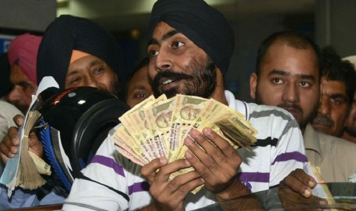 Indian illegal cash crackdown failed