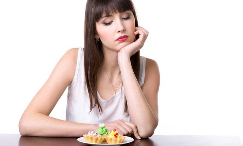 When you don't eat enough