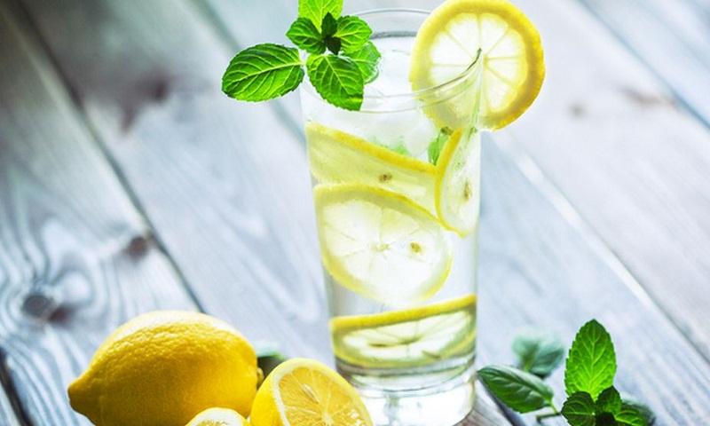 The sweetness of lemon fresh!