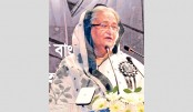 PM urges BCL men to follow ideals of Bangabandhu