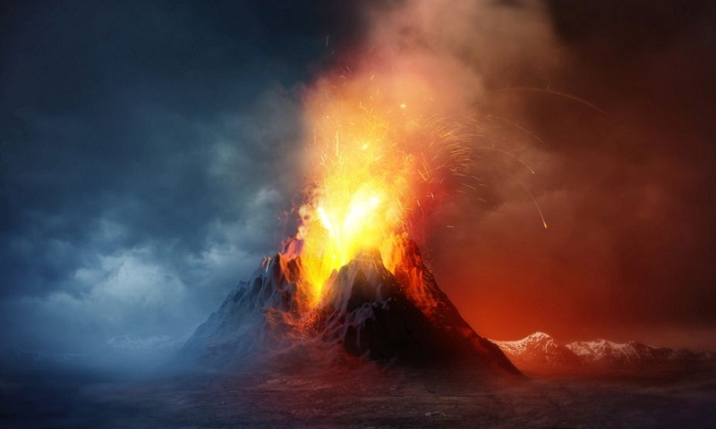 Volcanic CO2 to blame for warmest period in 66 mn years