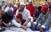 Mashrafe greets countrymen on eid