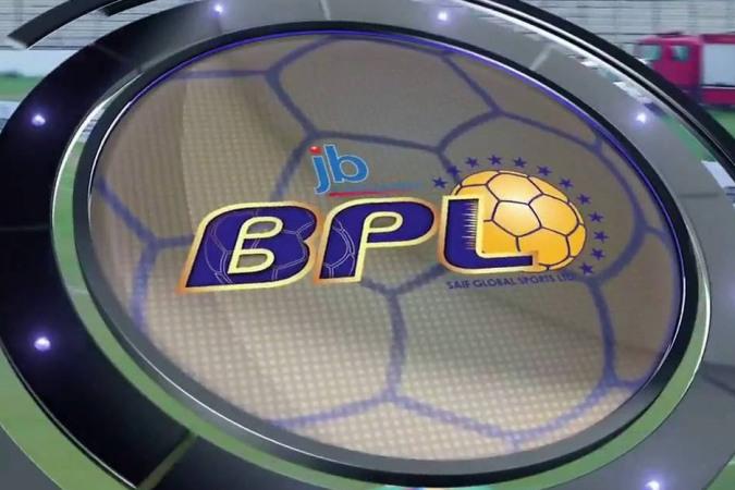 BPL Football resumes Monday