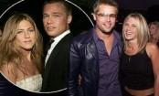 Brad Pitt apologises to Jennifer Aniston