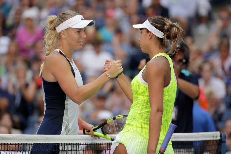 Keys advances to US Open quarter-finals