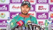 Sabbir enjoys Aussies' sledges