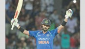 Kohli steers India to 5-0 whitewash over Sri Lanka