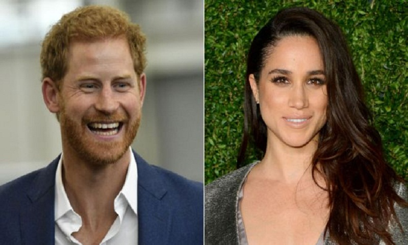 Meghan Markle: 'Prince Harry and I are in love'