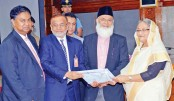 NCC Bank donates Tk 3cr to PM's relief fund