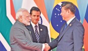 Xi urges 'healthy' India ties after border spat