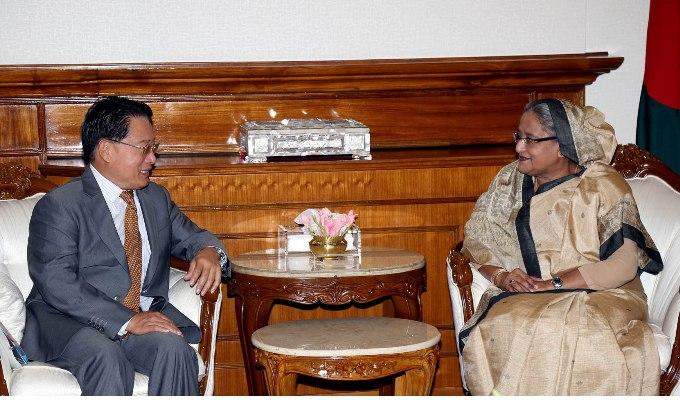 UNIDO DG keen to support industrial development in Bangladesh