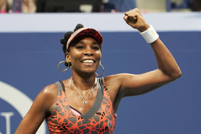 Venus leads first US Open all-American semis since 1981