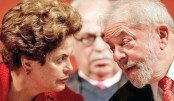 Two Brazilian ex-presidents charged in corruption case