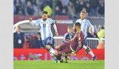 Argentina, Chile stumble again, Uruguay on brink