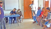 Free medical camp for flood-affected people