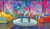'Galpo Shudhu Galpo Noy' to be aired on NTV tonight