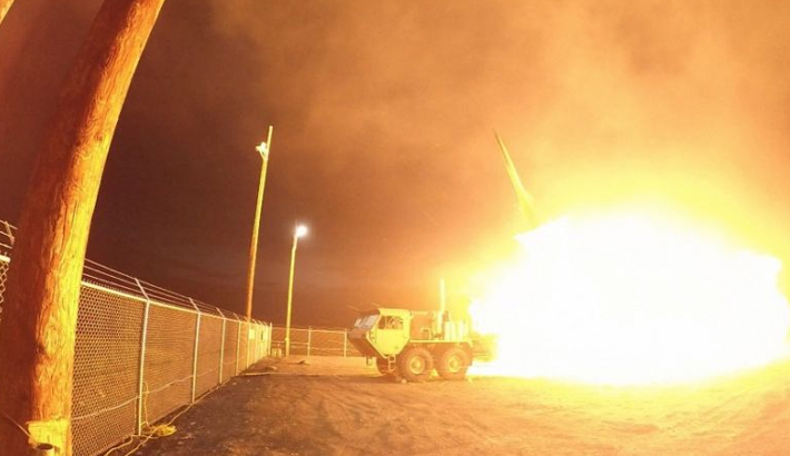S Korea, US deploy missile defence amid China protest