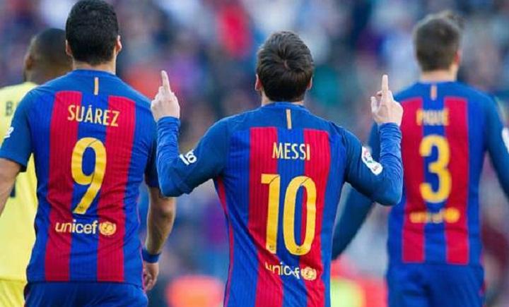 La Liga mulls Barca and Real games abroad