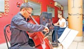 'Cello-Piano-Audio 2' to be held at AFD today