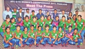 U-16 eves buckle up for competition