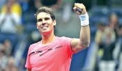 NADAL IN US OPEN SEMIS, FEDERER OUSTED