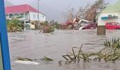 9 dead as Hurricane Irma rips through Caribbean