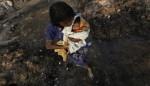 Indian teen rape survivor gives birth to baby boy