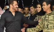 Salman Khan launches driving centre in Dubai