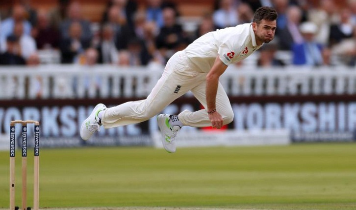 Test-best Anderson bowls England to Windies series win