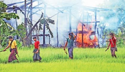 1,000 killed in Myanmar violence: UN