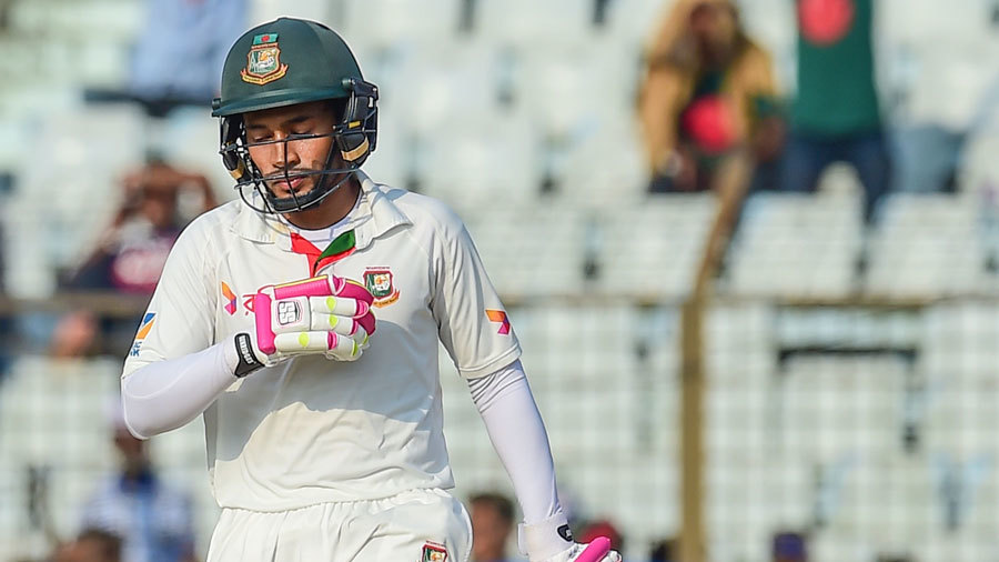 Uncertainty over Mushfiqur's role takes BCB into murky waters