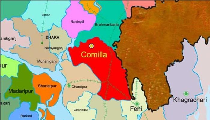 Road accident kills one, hurts 6 in Comilla