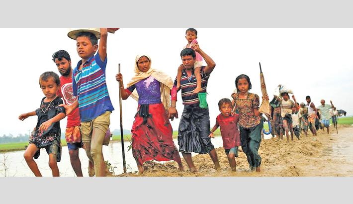 Rohingya community's plight unmasks hypocrisy of global order