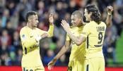 Mbappe nets in debut as PSG thrash Metz
