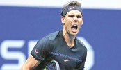Ruthless Nadal downs Del Potro