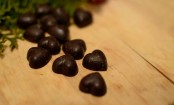 Benefit of real dark chocolate