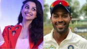 Hardik Pandya rubbishes love talk with Parineeti Chopra